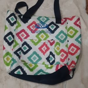 Used coupon queen tall organizing tote